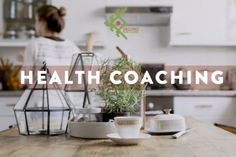 Health Coaching - Bespoke Nutrition Plans