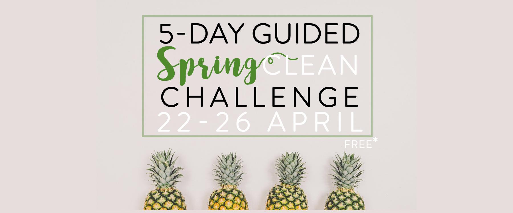free-spring-clean-health-challenge-april