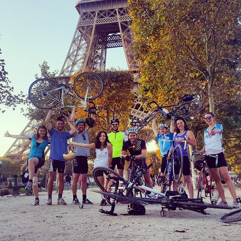 cycle to paris